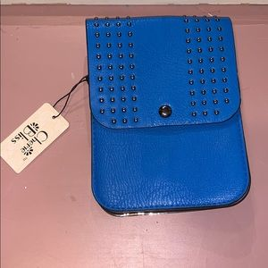 NWT Cherie Bliss Pouch, No strap